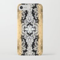 baroque iPhone & iPod Cases featuring Baroque by Monike Meurer