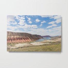 Flaming Gorge - Utah Landscape Photography Metal Print