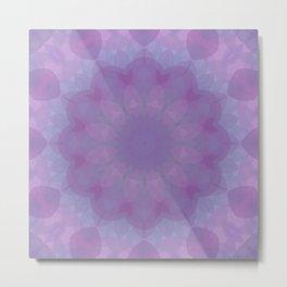 Lavender Garden 2 Metal Print