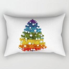 Christmas tree #society6 #decor #buyart Rectangular Pillow