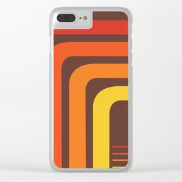 Borderline Clear iPhone Case