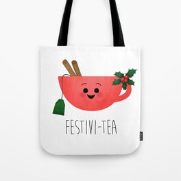 Festivi-tea Tote Bag