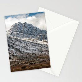 Tryfan Mountain Snowdonia wales Stationery Cards