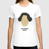 "oscar wilde T-shirts featuring Oscar Wilde - ""All art is quite useless"" by cowcowmoomoo"