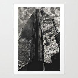 Scraper 001 Art Print