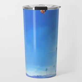 Diving Angel Travel Mug