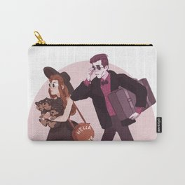 Cerberus the lap dog Carry-All Pouch
