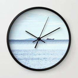 freighter Wall Clock
