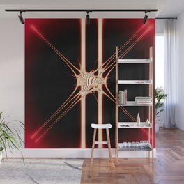 two Star R Wall Mural