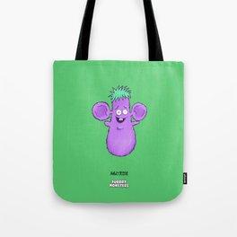 Awbergeenie Tote Bag