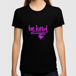 Be Kind With Heart Anti-Bullying Kindness Team Bully T-shirt