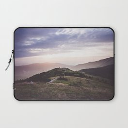 good morning mountains Laptop Sleeve