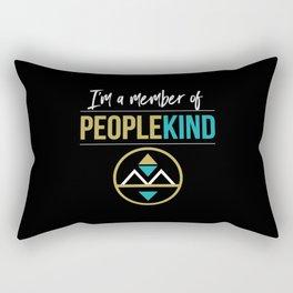 PeopleKind Rectangular Pillow