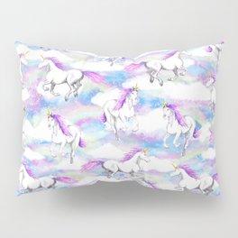 Unicorns and Rainbows Pillow Sham