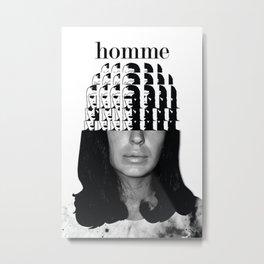 Mujer Metal Print