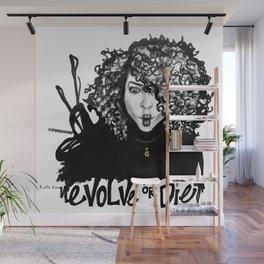 #STUKGIRL Erica Wall Mural