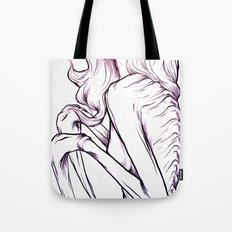 Beauty the Beast Tote Bag