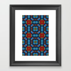 Stay Warm Framed Art Print