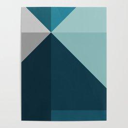 Geometric 1702 Poster