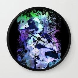 Duck abstract Wall Clock