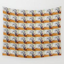 Escher's Revenge Wall Tapestry