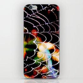 spider love iPhone Skin