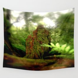 Stumped Wall Tapestry