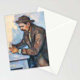 Paul Cezanne - The Cardplayer Stationery Cards