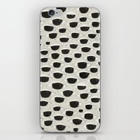 charmaine iPhone & iPod Skins featuring Evil Eyes by eye in the sky