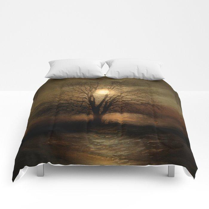 Beautiful inspiration Comforters