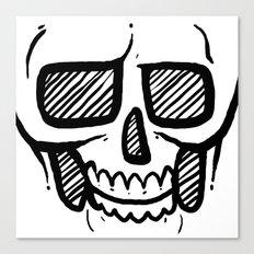 Boney Canvas Print