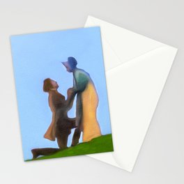The Proposal Stationery Cards