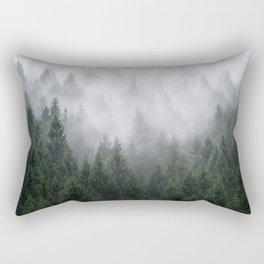 Home Is A Feeling Rectangular Pillow