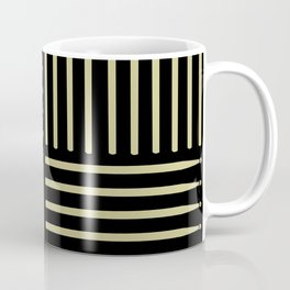 Drumstick Crosshatch Coffee Mug