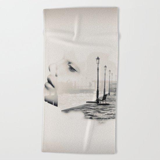 BOARDWALK Beach Towel