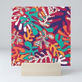 Matisse Pattern 009 Mini Art Print