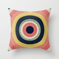 Eye Don't Care Throw Pillow