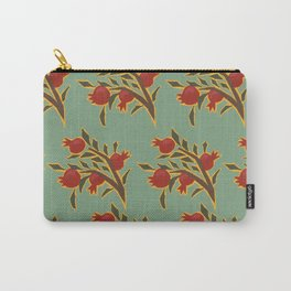 Pomegranate Illumination Carry-All Pouch