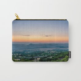 Sunrise in Macedonia Carry-All Pouch