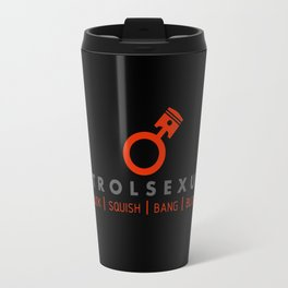 PETROLSEXUAL v2 HQvector Travel Mug
