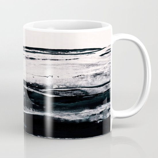 abstract minimalist landscape 9 Coffee Mug