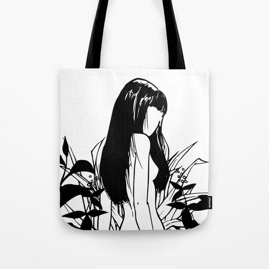 Wild nude Tote Bag