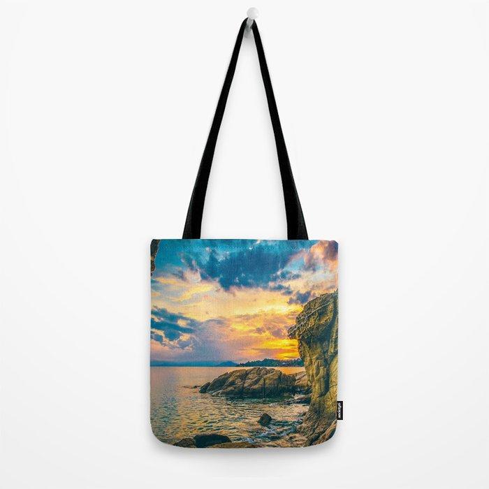 Secret Paradise Tote Bag
