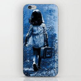 My Book Collection Destination:Freedom iPhone Skin