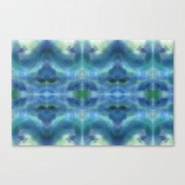 ocean eyes Canvas Print