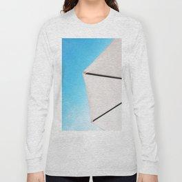 Minimalist Parasol Summer Long Sleeve T-shirt
