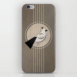 Six Strings iPhone Skin