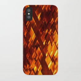 Art Deco Wall Design (found in NY) iPhone Case