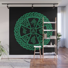 Celtic Nature 2 Wall Mural