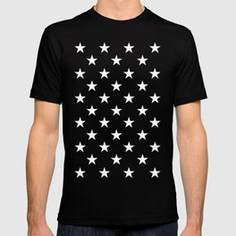 Stars (White/Black) T-shirt